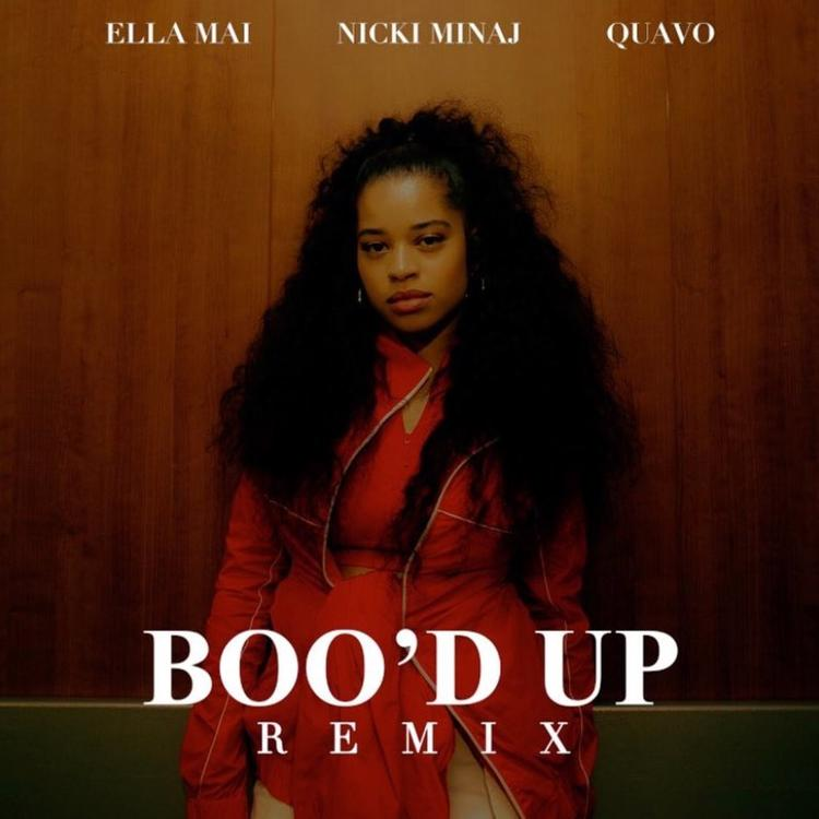 Ella Mai Teams Up With Nicki Minaj & Quavo for 'Boo'd Up (Remix)'