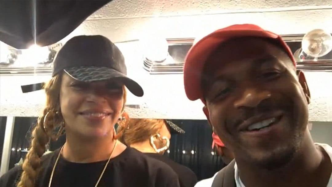 Faith Evans and Stevie J are Already Talking About Kids