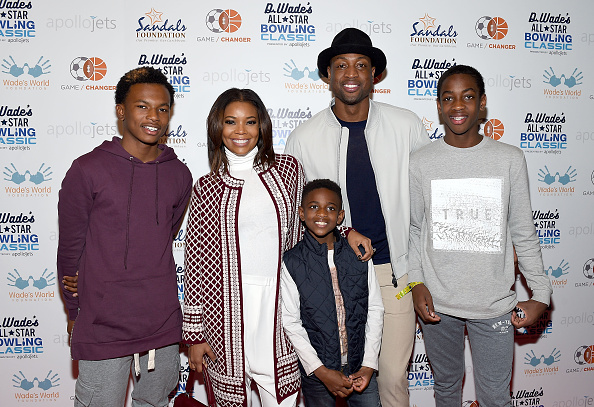Gabrielle Union Schools Stepsons on Beauty of Dark Skinned Women