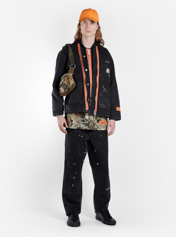The Heron Preston x Carhartt WIP Capsule Is Available Now For Pre-Order