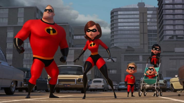 'Incredibles 2' is the Highest Grossing Animated Film of All Time