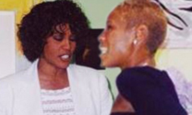 Jada Pinkett Smith Reminisces About Whitney Houston Attending her Baby Shower