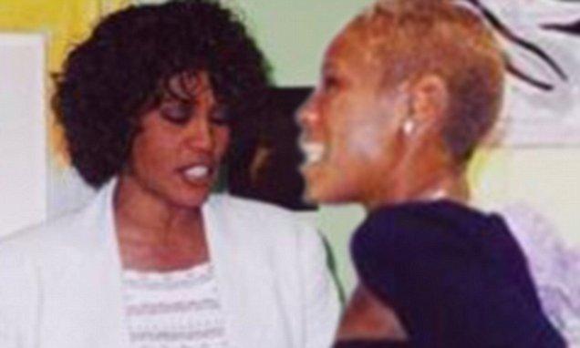 Jada Pinkett Smith Reminisces About Whitney Houston Attending her Baby Shower