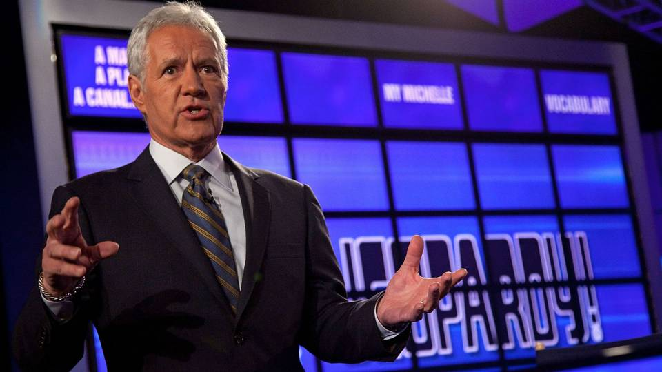 'Jeopardy' Host Alex Trebek to Retire in 2020