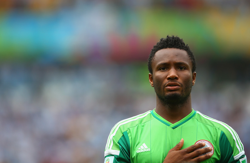 John Obi Mikel Says Dad Was Kidnapped & Held for Ransom Before World Cup Game
