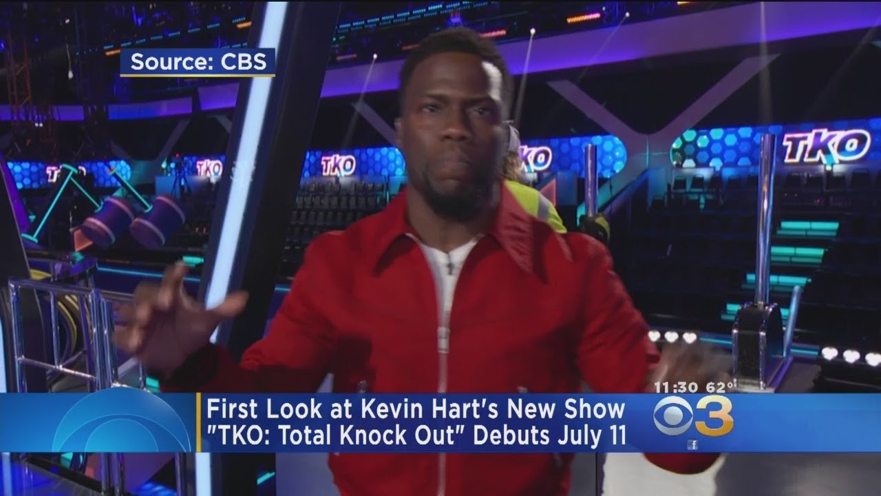 Kevin Hart's TKO Moved to New Time Slot