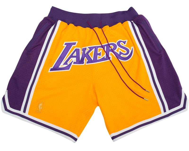 LeBron James' Lakers Shorts Cost $500 & Sold Out Almost Immediately