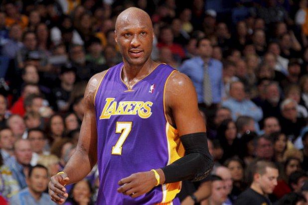 Lamar Odom Returns to Professional Basketball 07d2a82e6