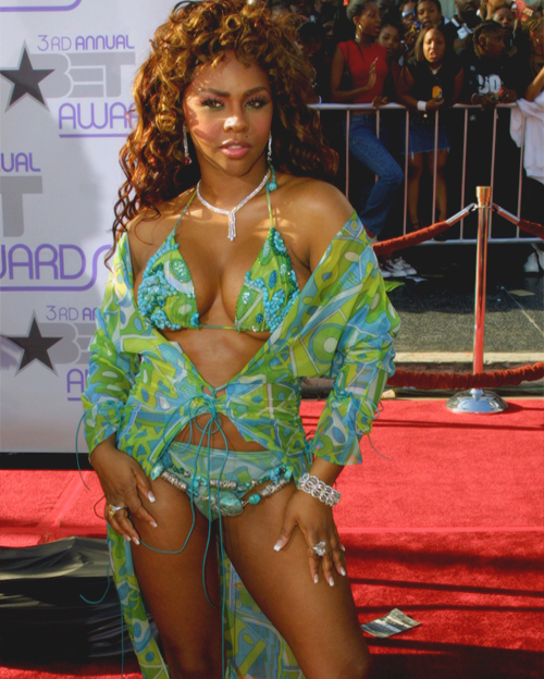 9 3rd Annual BET Awards 2003 One Word Sunshine She Looked Like Right On That Day It Was Not The Bed Stuy Legends First Time Rocking A