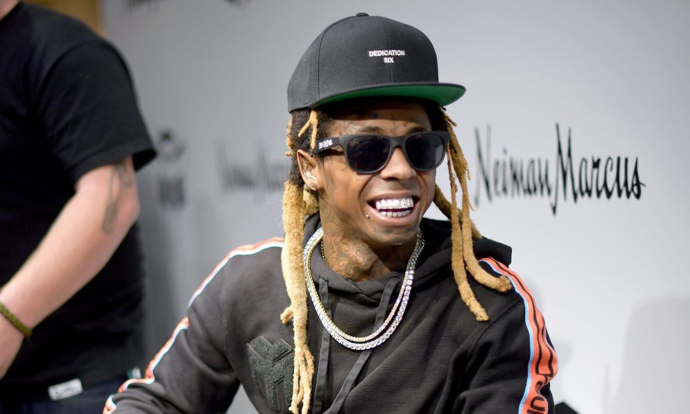 Lil Wayne Gifts NFL Coach Carter III, IV Albums After Naming his Son After Him