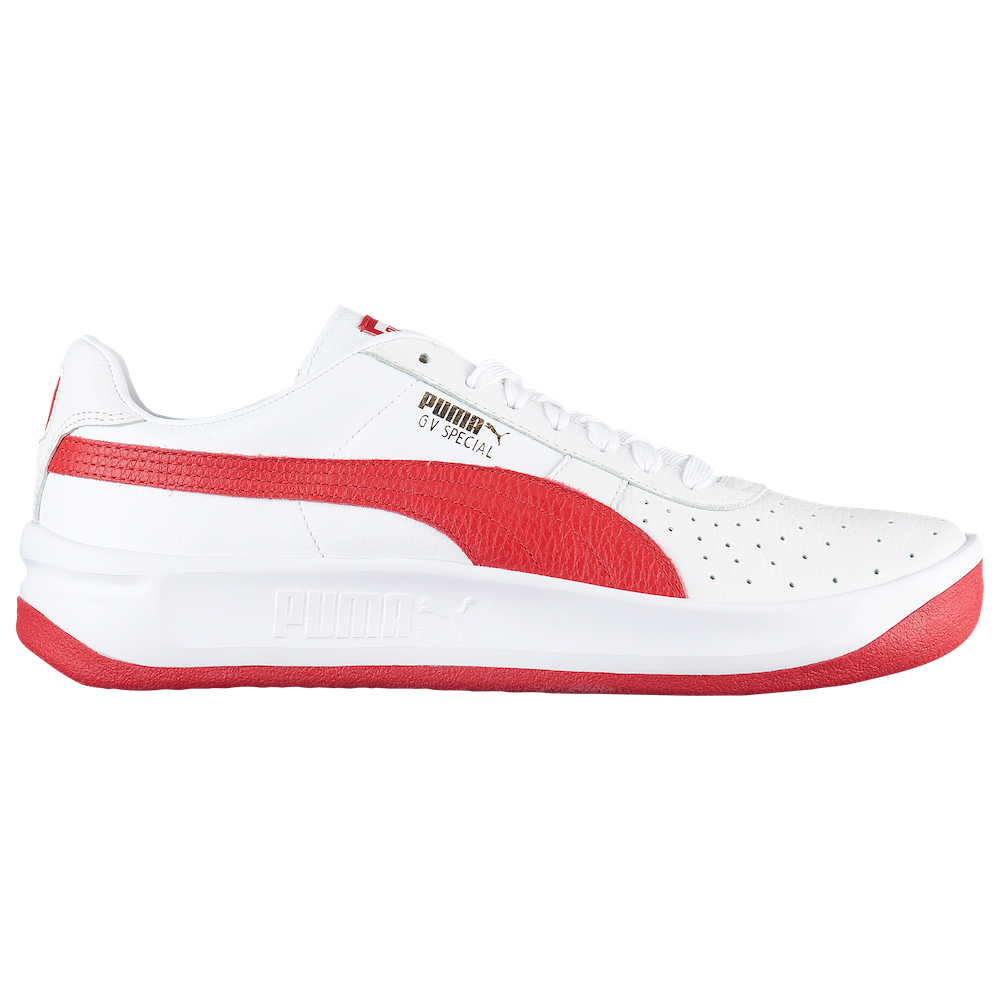 new style 8e5ed 4fe07 Shop Now: PUMA GV Special + in White, Red and Navy Colorways ...
