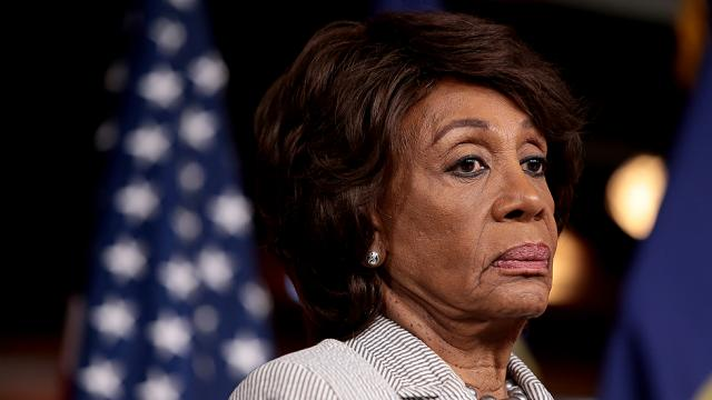 Rep. Maxine Waters Evacuates Office After Alleged Anthrax Delivery