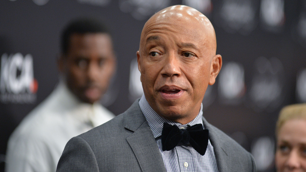 Russell Simmons Reportedly Accused of Rape by Alexia Norton Jones