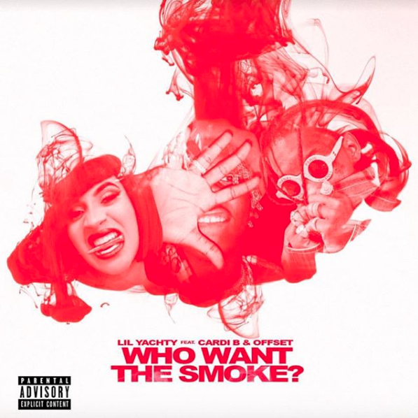 Cardi B Teases New Single Featuring Offset & Lil Yachty, 'Who Want The Smoke?'