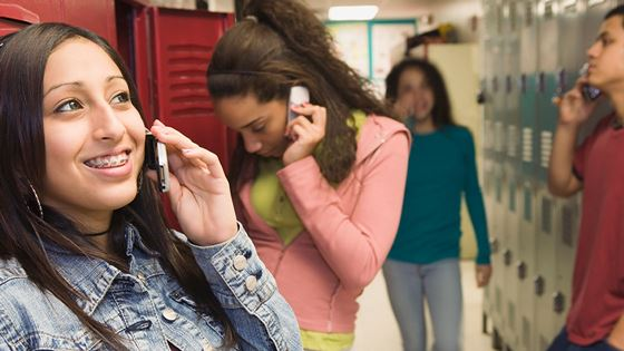Smartphone Radiation May Lead to Memory Loss in Teens