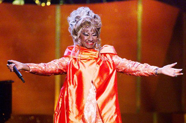 Sony Music Partners With Celia Cruz's Record Label for TV Series 'Sangre Nueva'