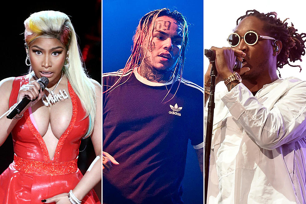 Tekashi 6ix9ine Joins NICKIHNDRXX Tour as 1 of 3 Openers