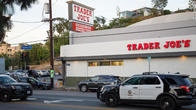 Trader Joe's Employee Killed During Armed Standoff in LA