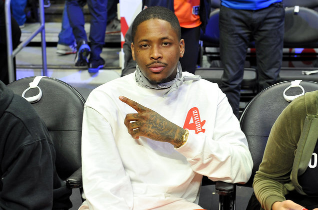 YG Arrested and Charged with Felony Robbery in Vegas
