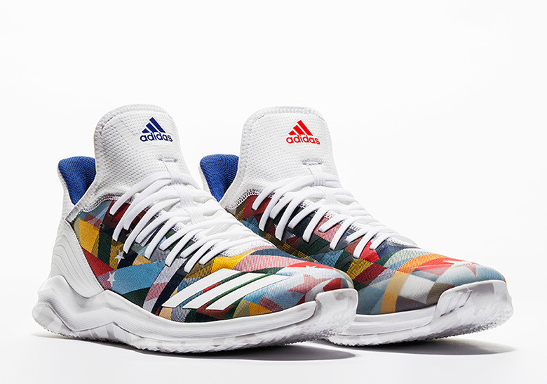 best sneakers 6b39a 6961b Peep the footwear from the adidas Baseball Nations Pack below, and be  sure to tune into the MLB All-Star Game next Tuesday (July 17),  broadcasting live ...