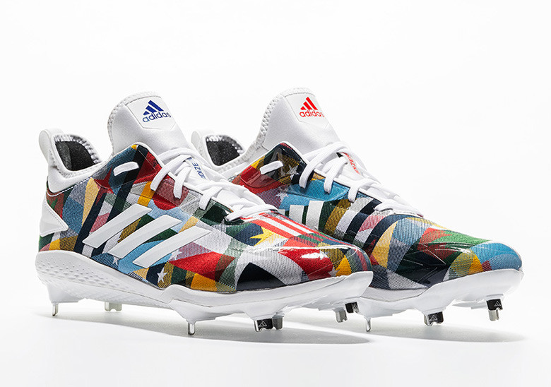 75ff27c4252 adidas Baseball Celebrates the MLB All-Star Game With a  Nations Pack