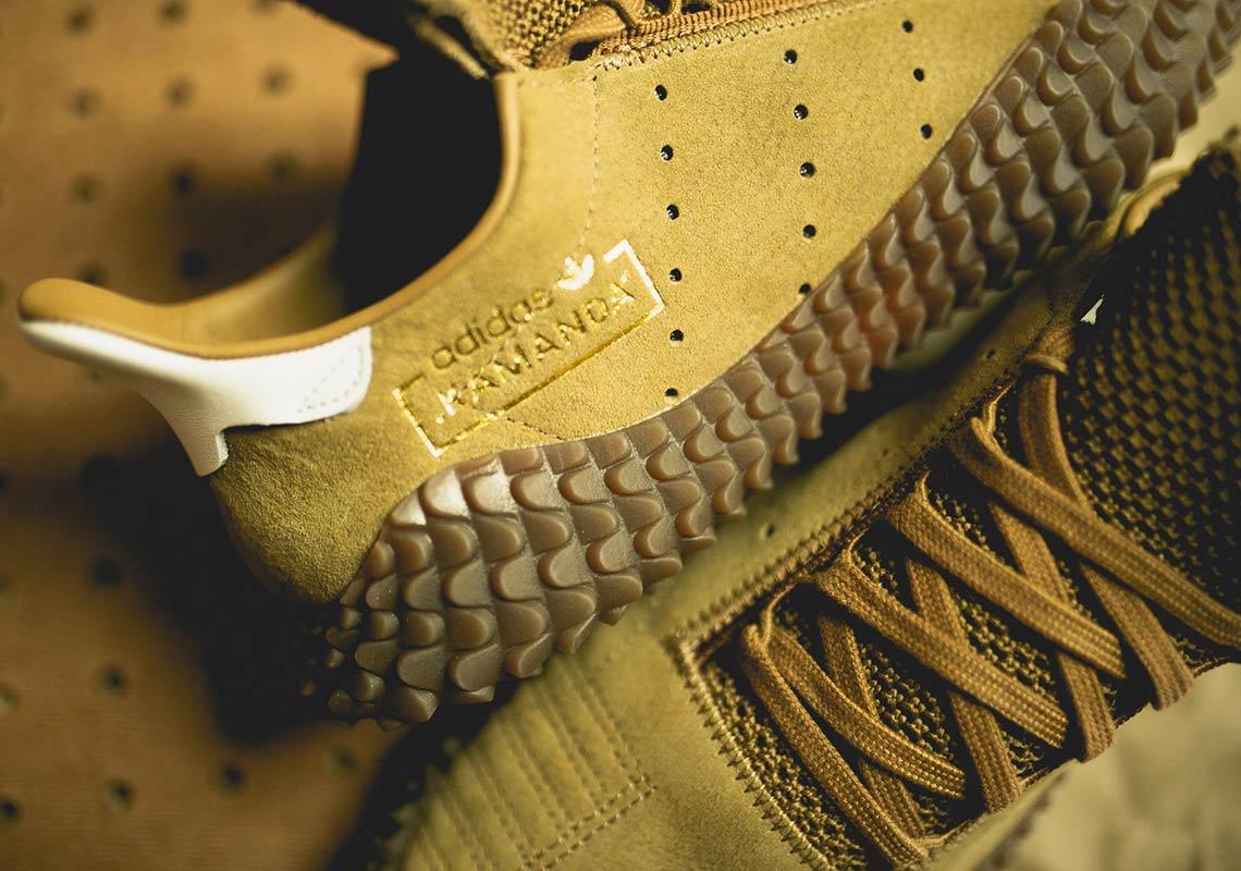 The adidas Kamanda \