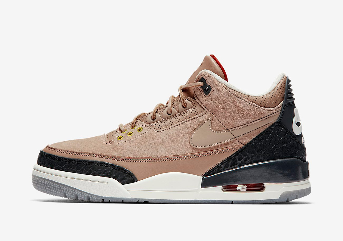 5de3a26b579901 Justin Timberlake Elevates to Sneakerhead Status With the Air Jordan 3 JTH   Bio Beige