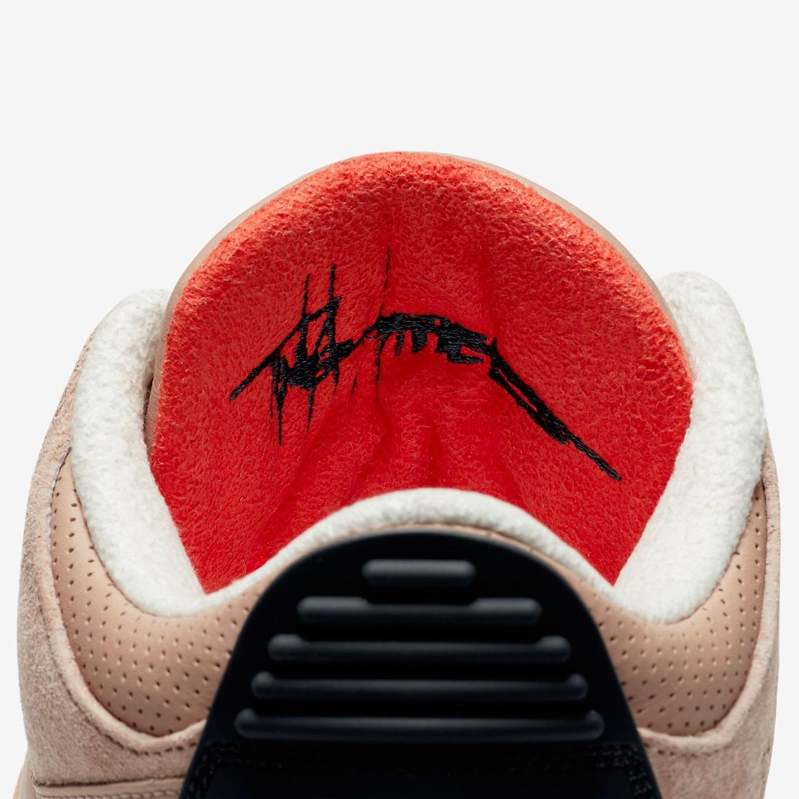 024ea5ae307 Coming Soon  Justin Timberlake x Air Jordan 3 JTH  Bio Beige