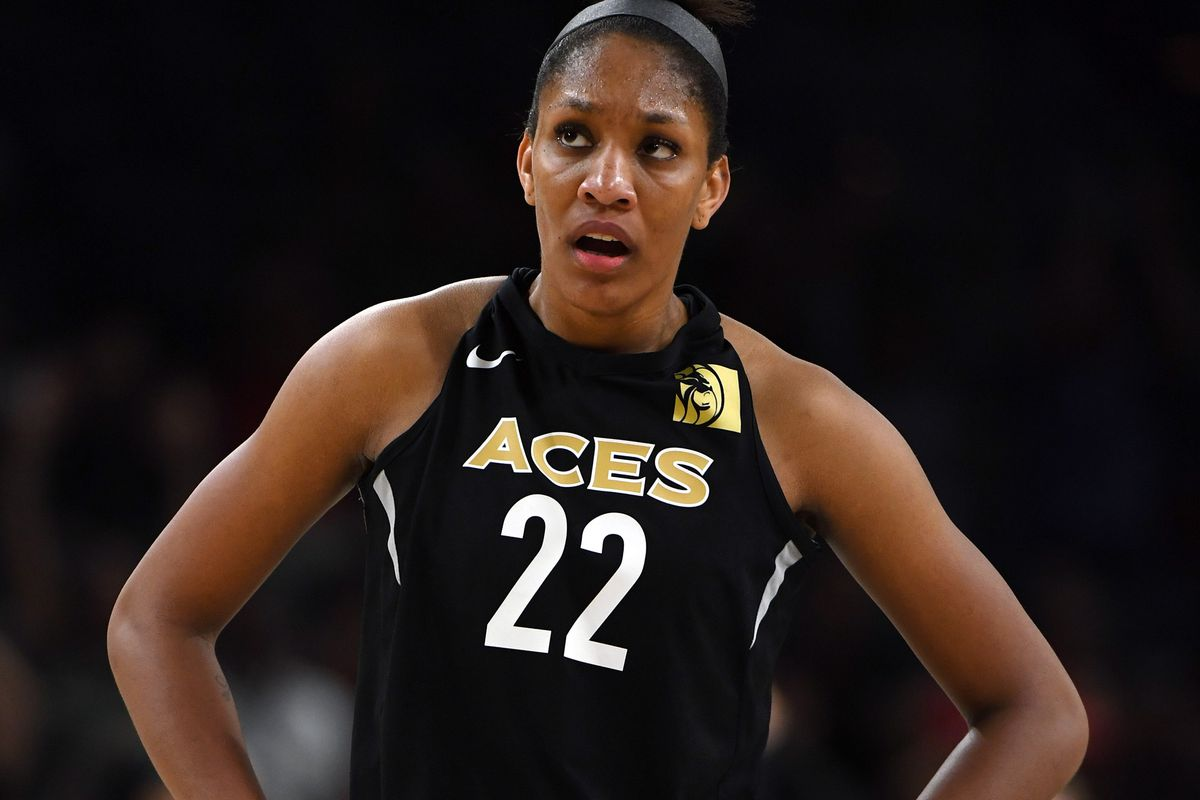 WNBA Player A'ja Wilson Speaks Out About Pay Gap With NBA