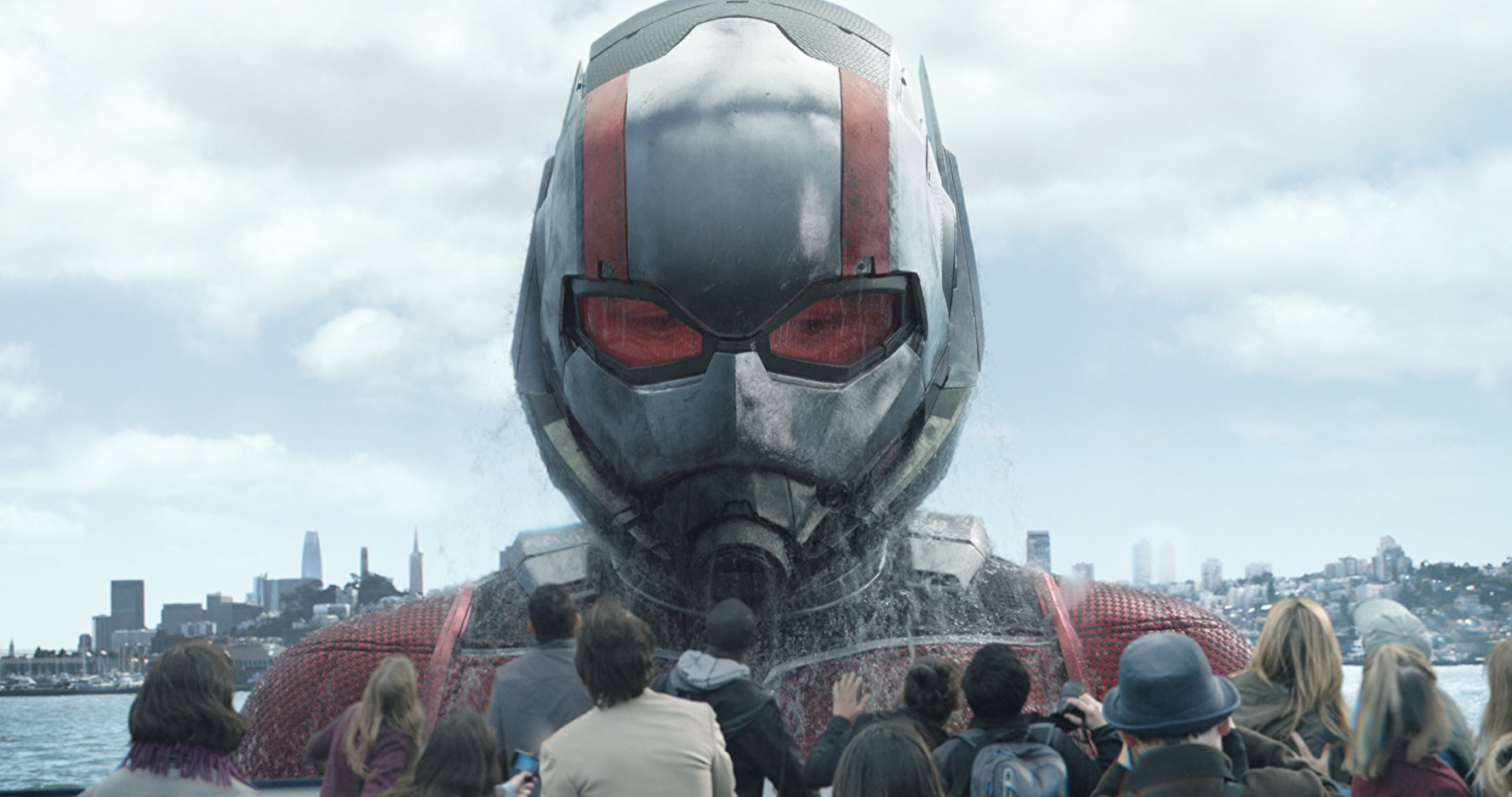 Ant-Man and the Wasp is Marvel's 20th Straight No. 1 Film