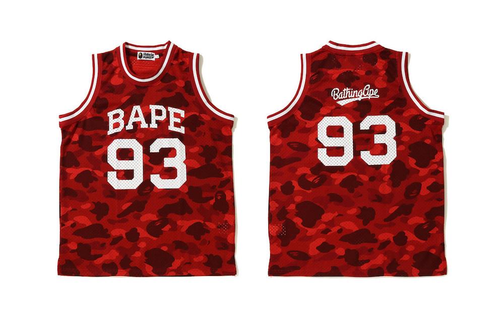 bape spring summer  basketball collection