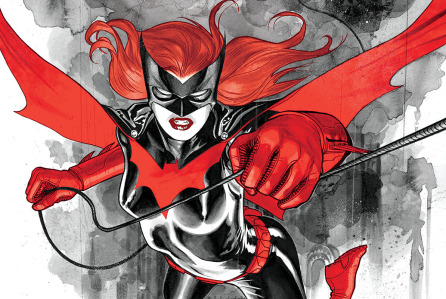 CW Network Working On LGBT Batwoman Superhero Series