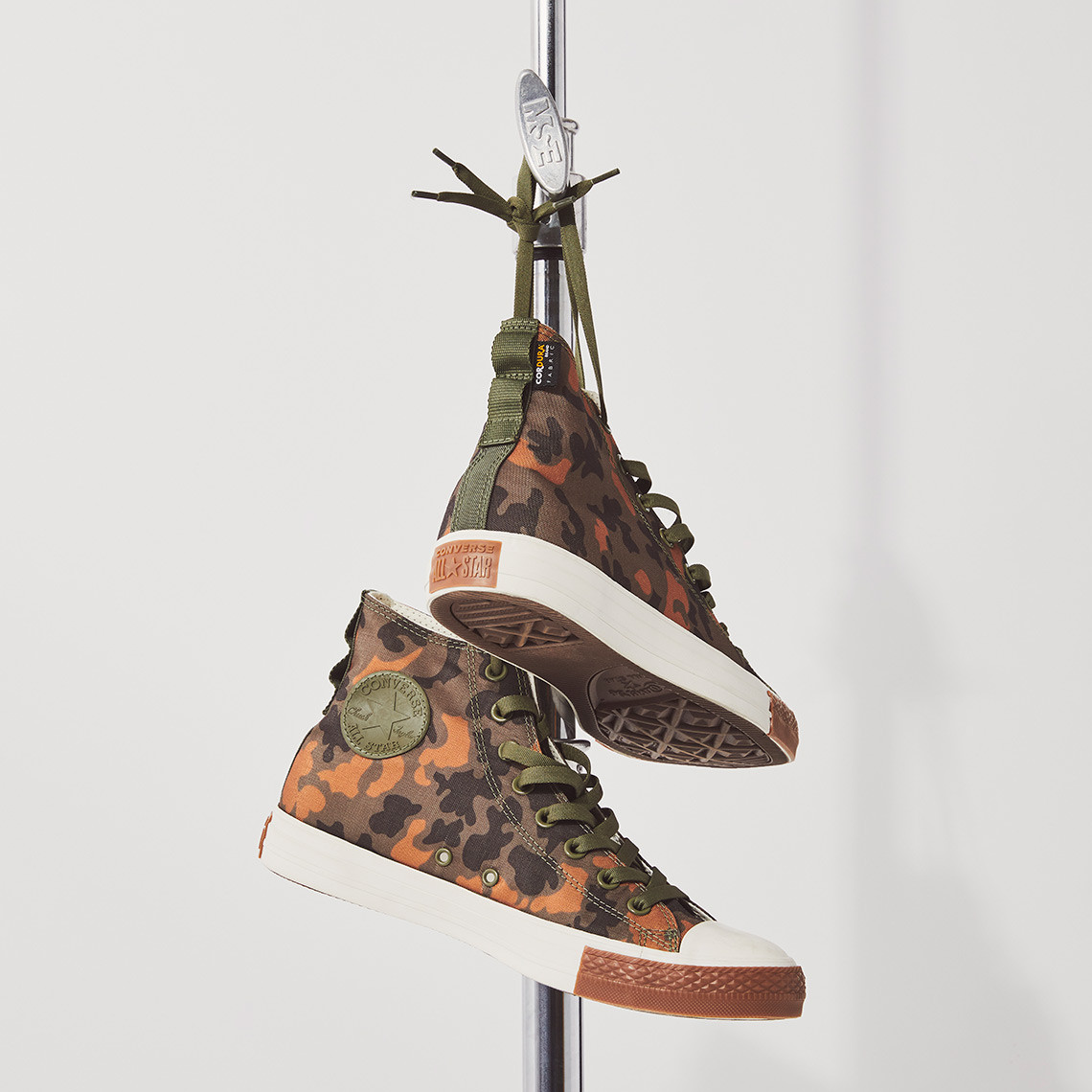 854f7eab3306 Converse Utilizes Cordura Fabric For Latest Chuck Taylor Collection ...