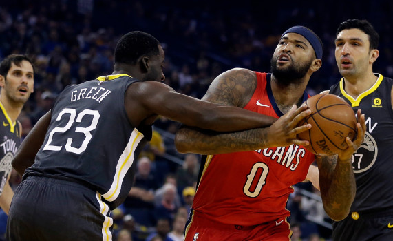 Demarcus Cousins to Sign 1-Year $5.3 Million Deal with Golden State Warriors