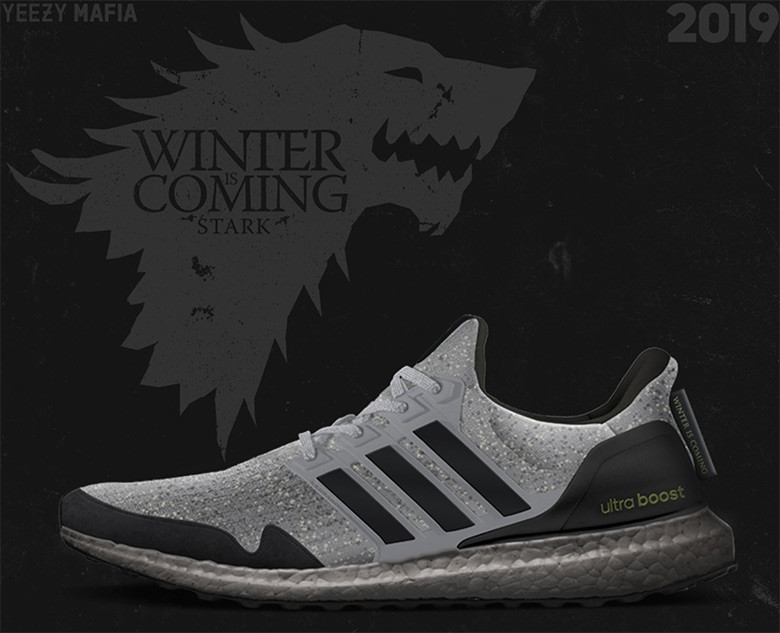 Are You Here for a Thrones' 'Game of Thrones' a x adidas Collaboration in 2019 869ddd