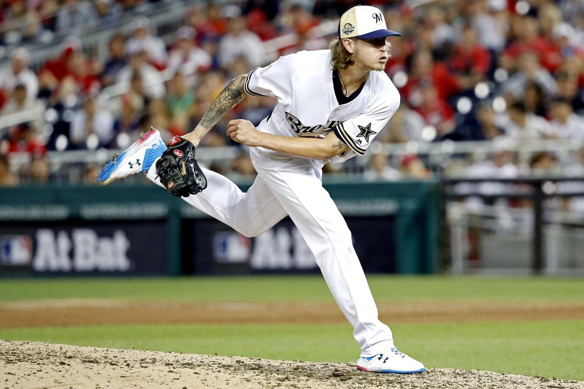 Inappropriate Tweets From MLB Pitcher Josh Hader Resurface During All-Star Game