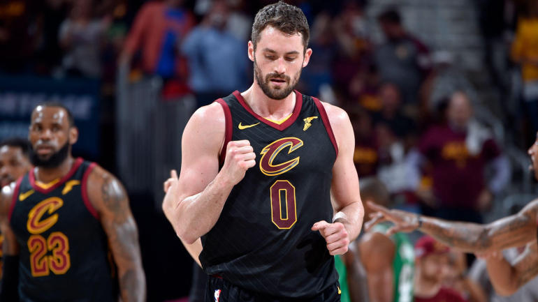 Cavaliers Sign Kevin Love to a 4-year Extension Worth $120 Million