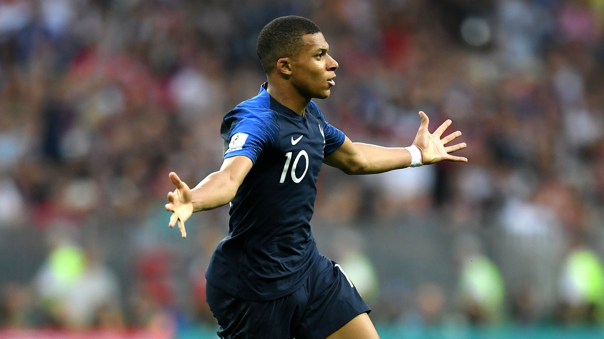 Soccer Star Kylian Mbappe Will Donate World Cup Earnings to Charity