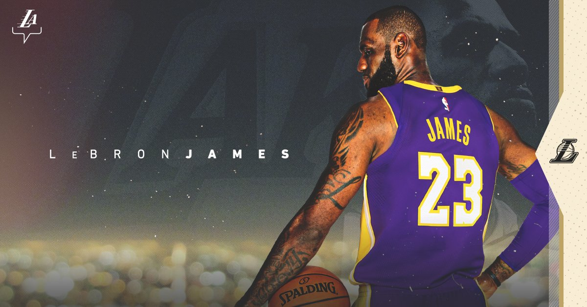 LeBron James Officially Signs with Los Angeles Lakers