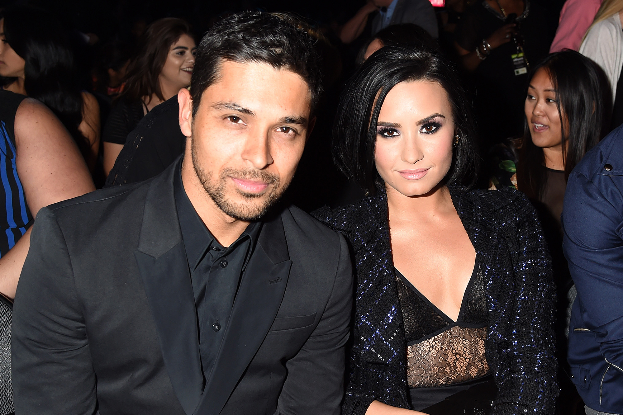 Demi Lovato Reportedly Refused Treatment Before Overdose