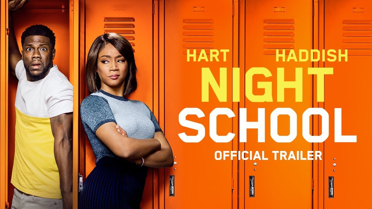 WATCH: Hilarious Trailer for Kevin Hart and Tiffany Haddish's New Comedy 'Night School'