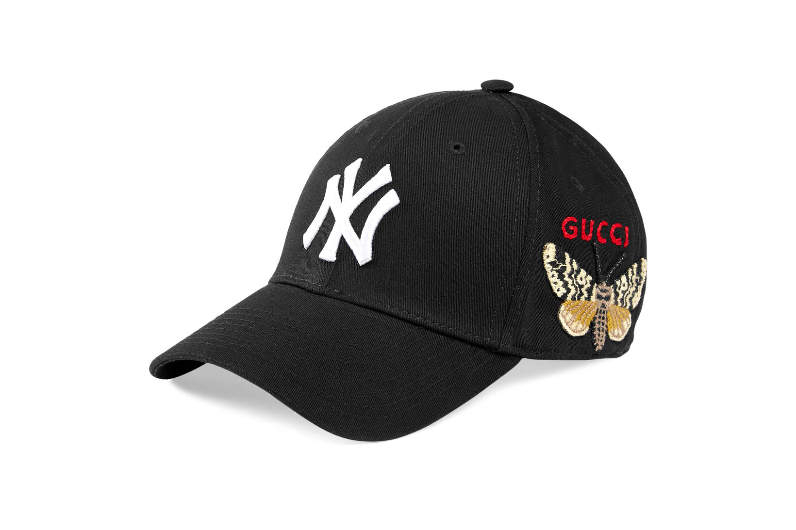 07856842 The new Gucci x NY Yankees collab is available right now online. See the  rest of the set below: