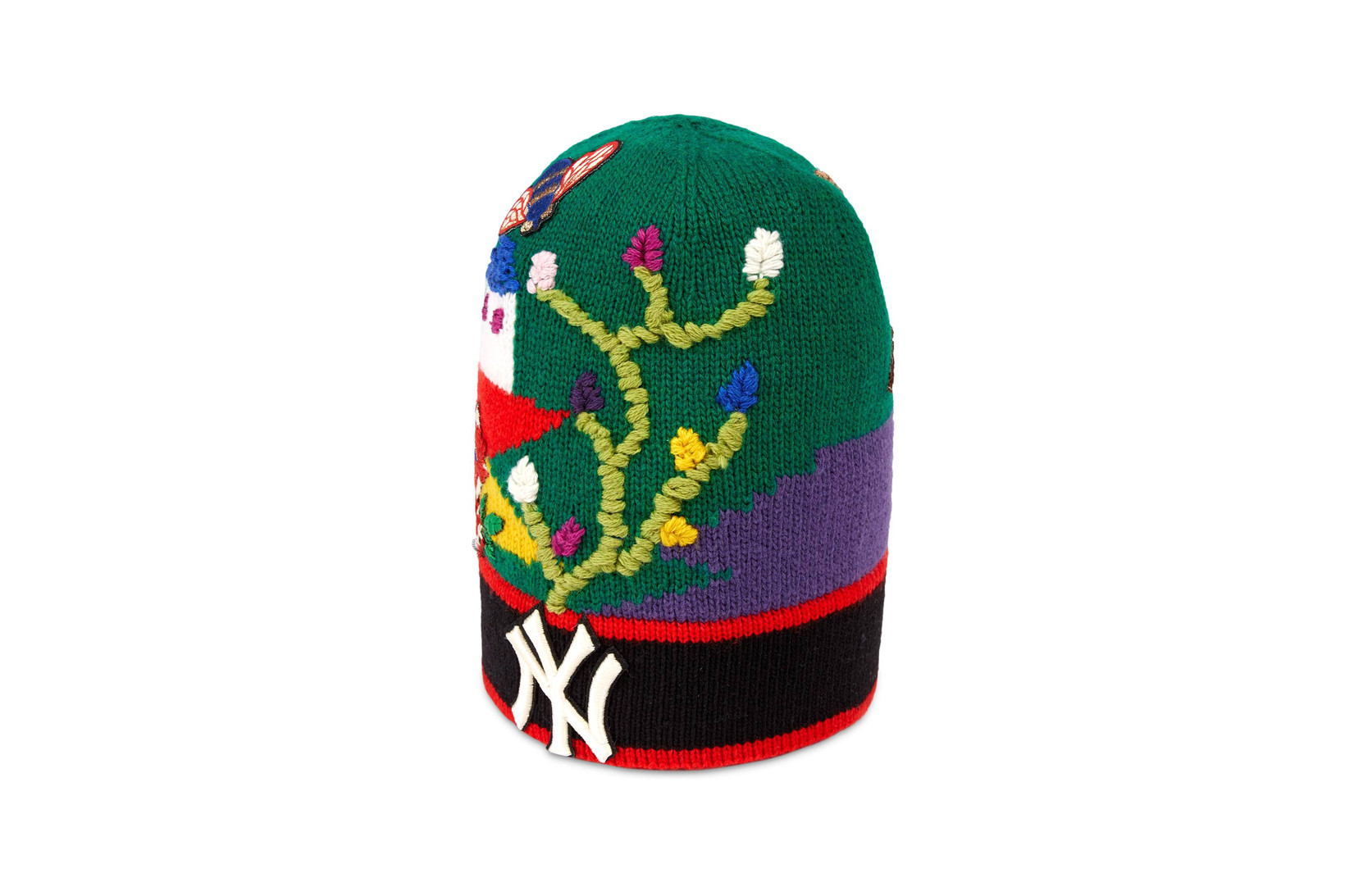 cbf0a0791c9 Gucci Wins Again With This NY Yankees Pre-Fall Accessories Capsule