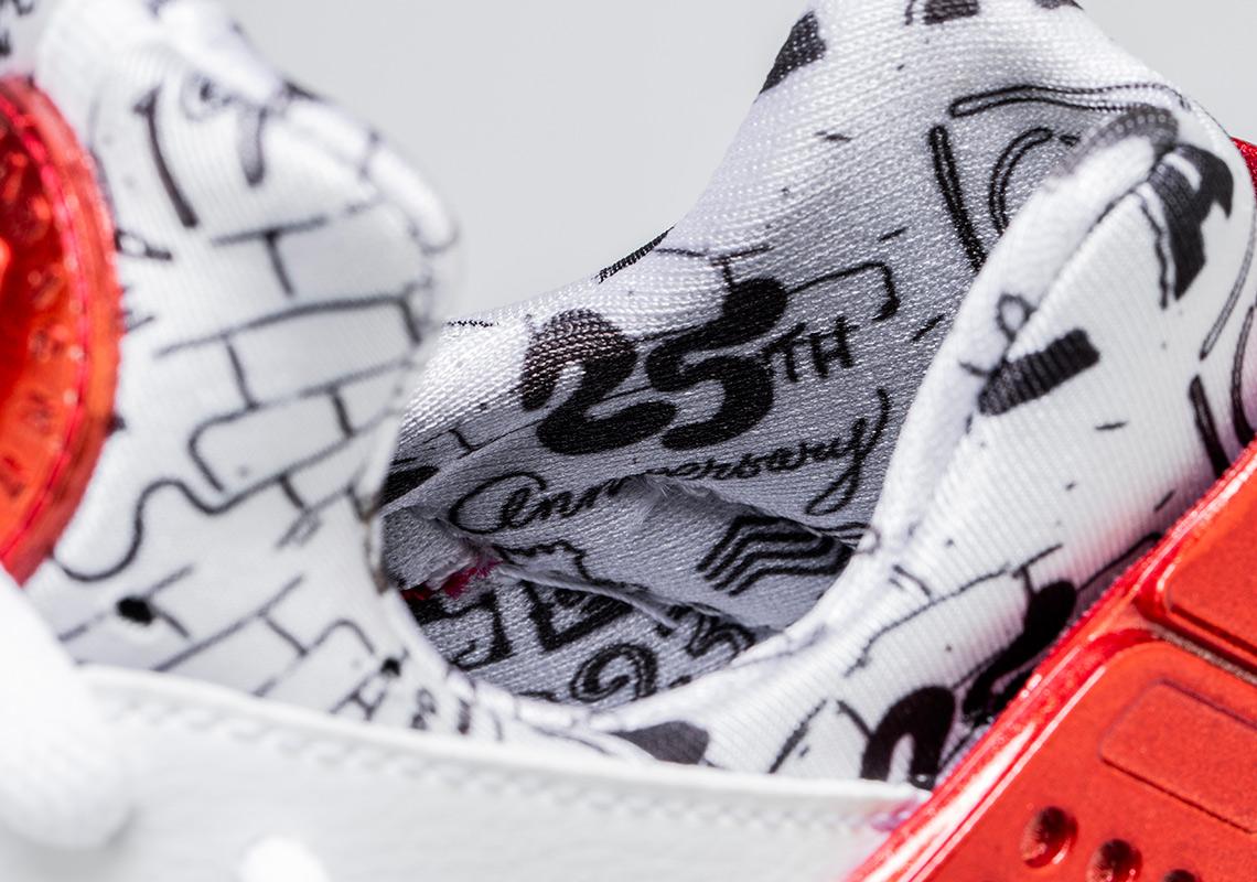 5efb036ee9c2 Source  Sneaker News ·  SOURCESTYLE25th anniversaryAir Huaracheartartists collaborationsfashionJoonbugkicksnikeNike Air HuaracheShoe Palace sneakersstyle