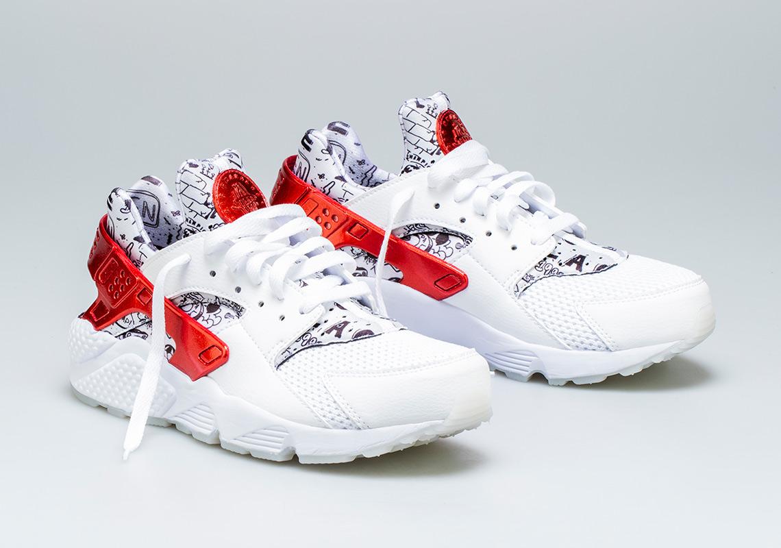 Red Shoe Fashion Show