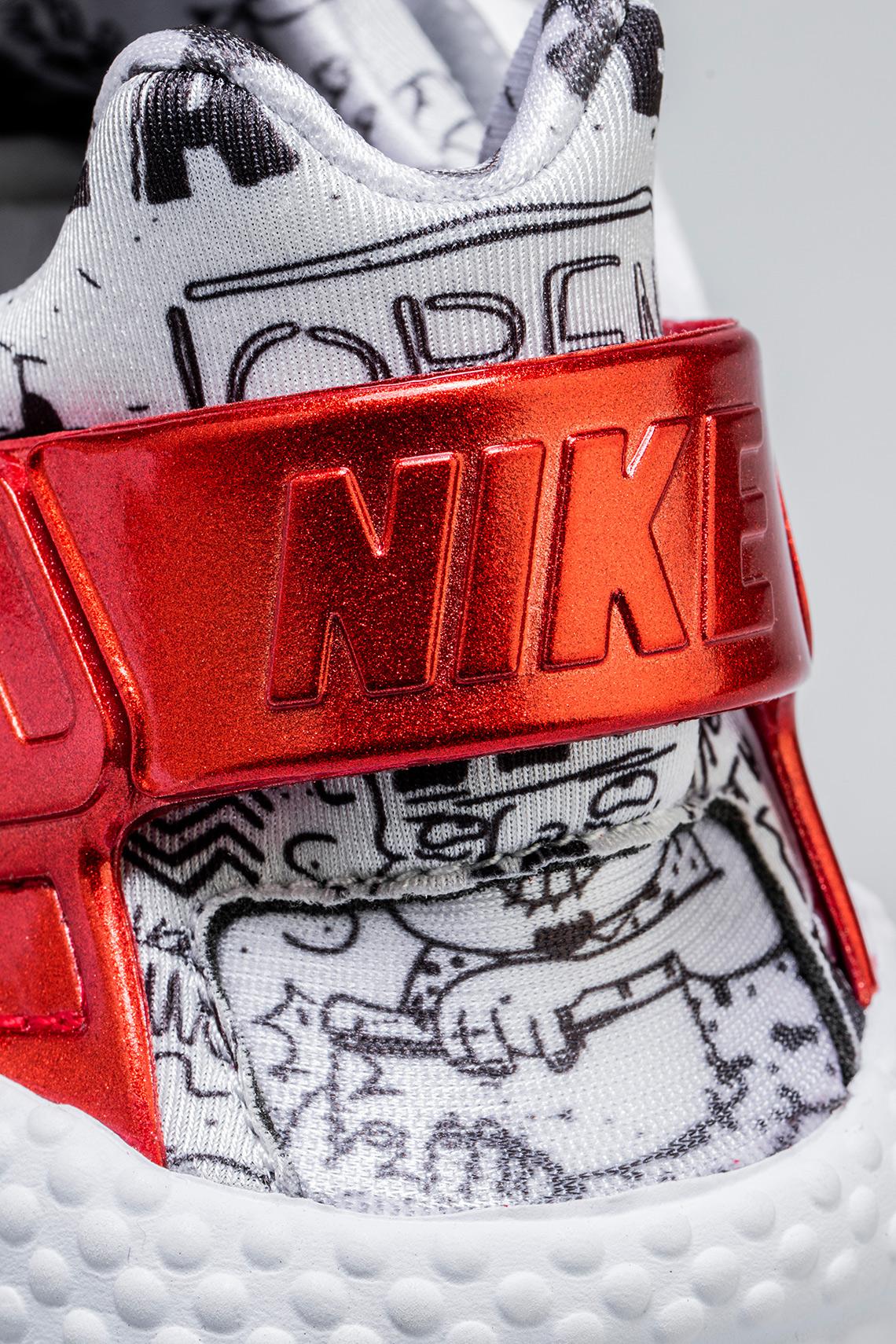 04988c25f372d Source  Sneaker News ·  SOURCESTYLE25th anniversaryAir Huaracheartartists collaborationsfashionJoonbugkicksnikeNike Air HuaracheShoe Palacesneakers style