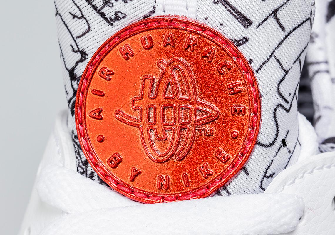 3115ccd6768 Source: Sneaker News · #SOURCESTYLE25th anniversaryAir Huaracheartartists collaborationsfashionJoonbugkicksnikeNike Air HuaracheShoe Palacesneakers style