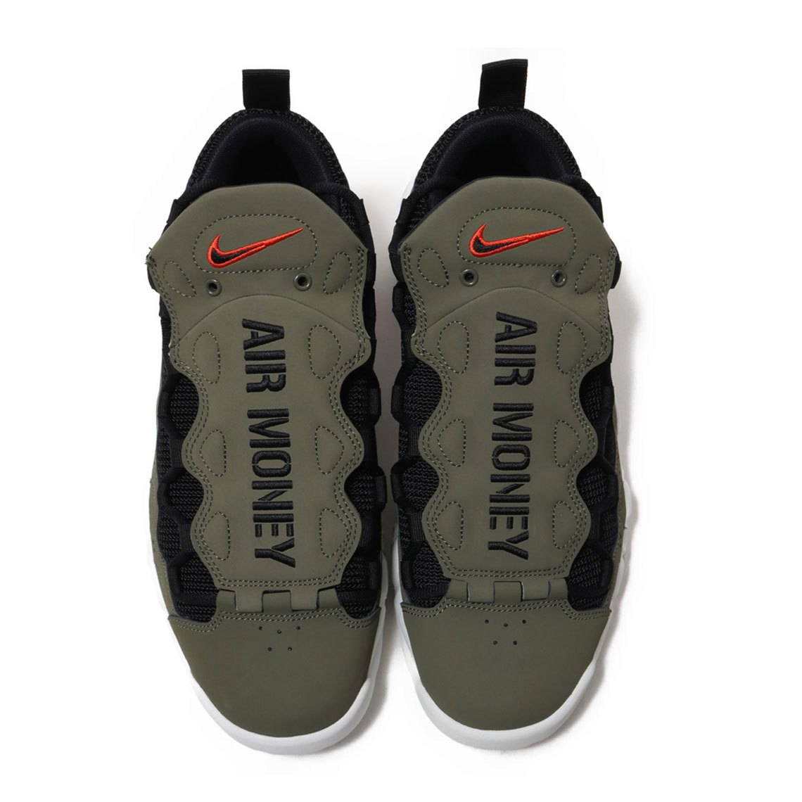 This Nike Air More Money Colorway Is as