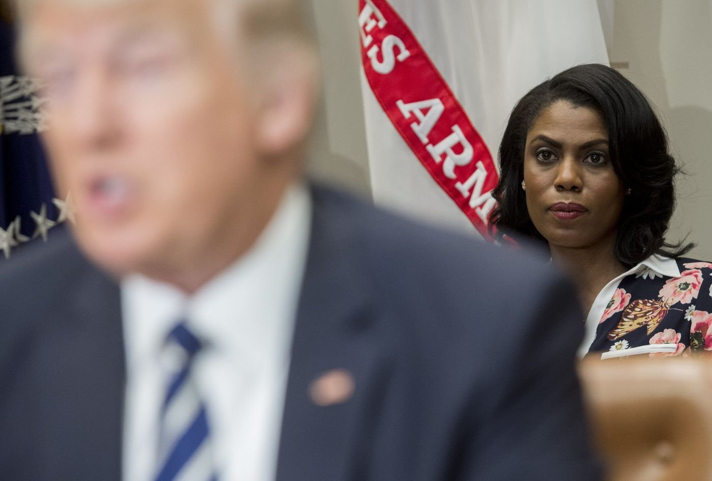 Omarosa to release tell-all book on Donald Trump 'Unhinged' in August