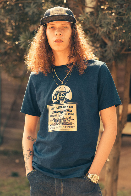 poggy levis fall winter  capsule collection